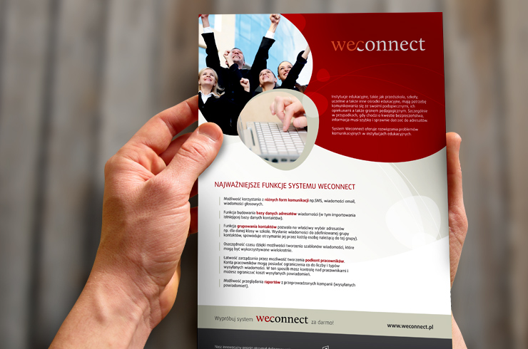 Weconnect z ofertą dla gmin...
